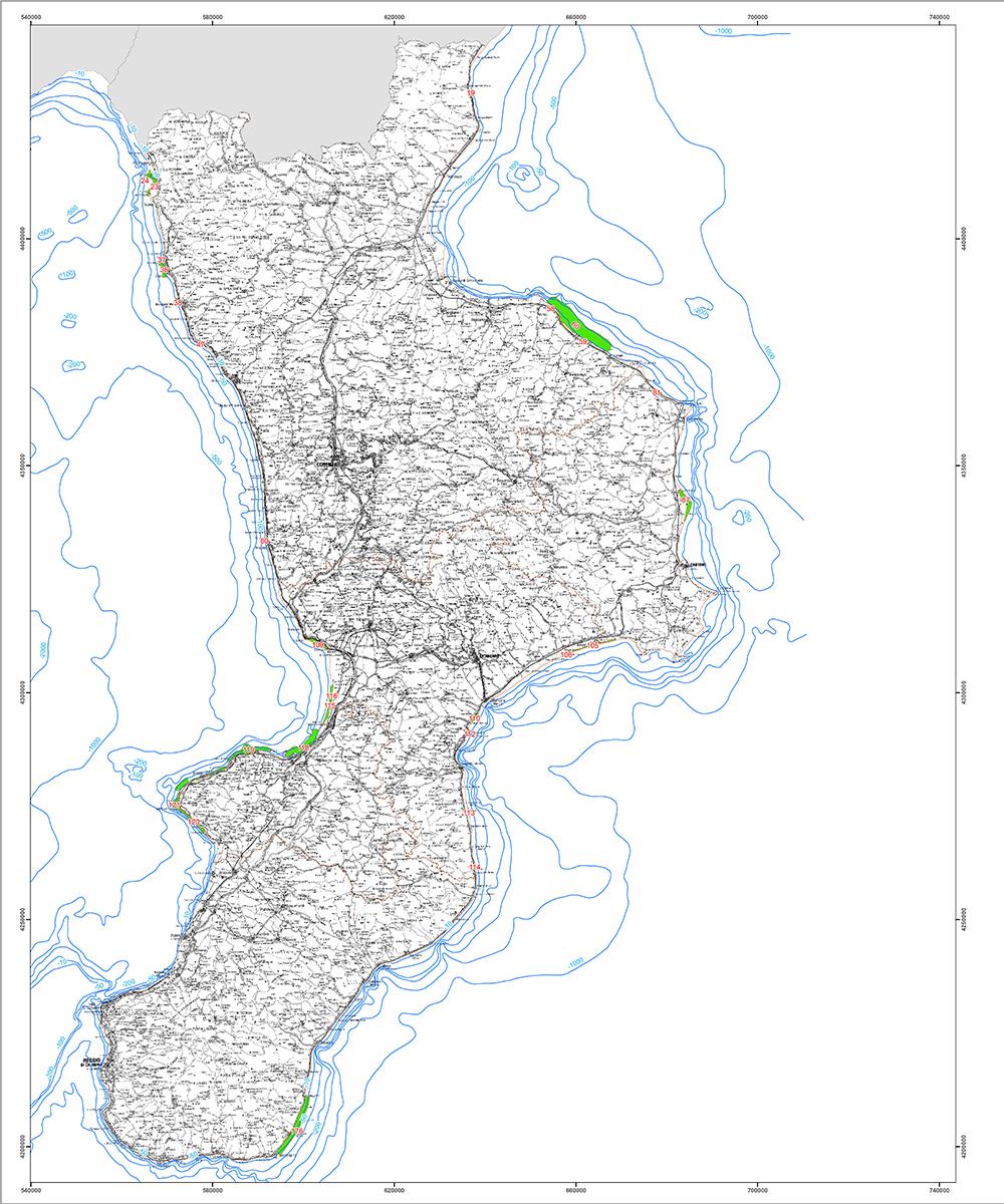 Zone Speciali di Conservazione. Assegnate alla gestione dell'EPMR